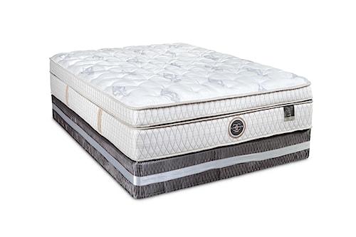 Restonic CC Limited Oxford King Box Top Mattress