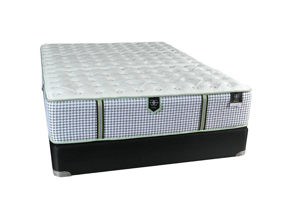 Restonic CC Marquis FirmTwin XL Firm Hybrid Mattress Set