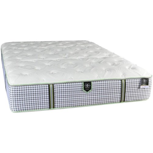 Restonic CC Marquis Plush King Plush Hybrid Mattress