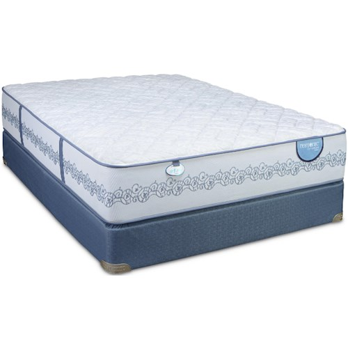 Restonic Comfort Care Caton King Firm Mattress