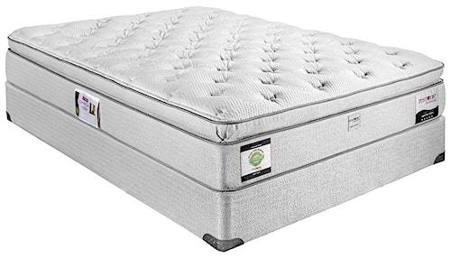 Restonic Bentley Twin Pillow Top Mattress