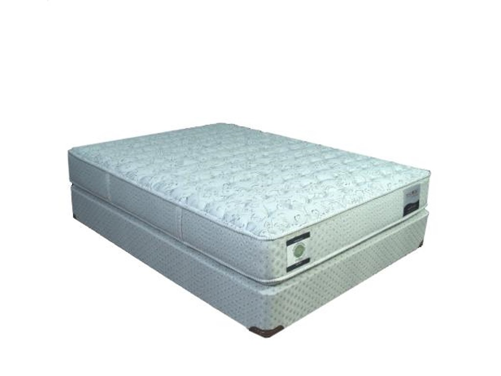 Restonic BaronetTwin Firm Mattress Set