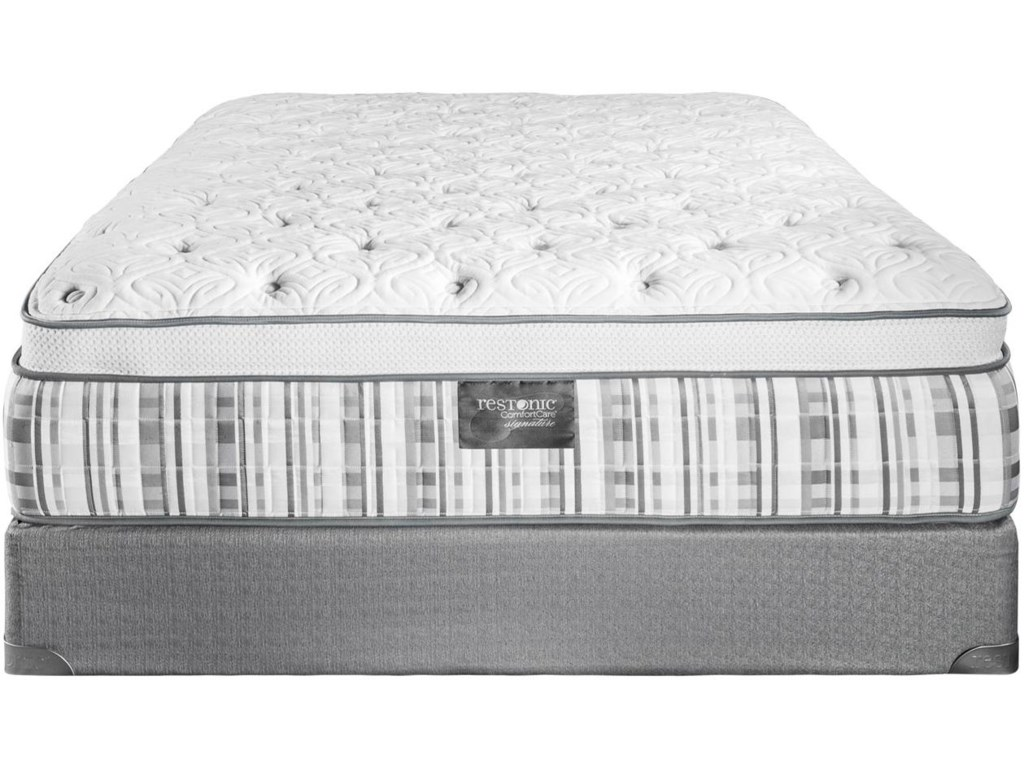 Restonic Diamond JubileeQueen Hybrid Mattress
