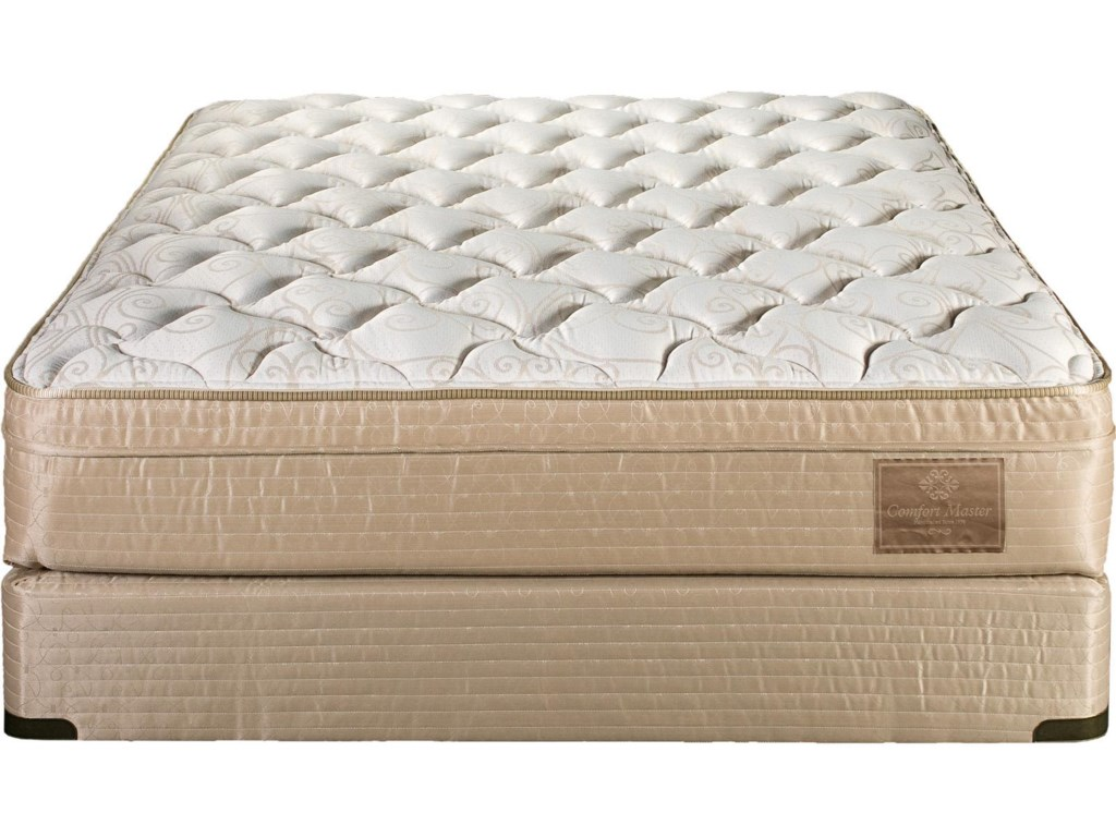 Restonic ComfortCareTwin Orthopedic 3000 Pillow Top Mattress