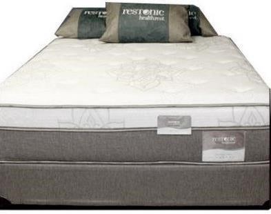 Restonic Healthrest Latex Vista Twin Luxury Plush Latex Mattress