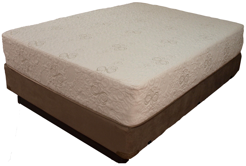restonic healthrest relax twin memory foam mattress
