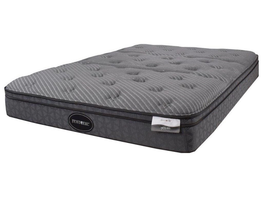 Restonic Jessica ETTwin Plush Euro Top Mattress
