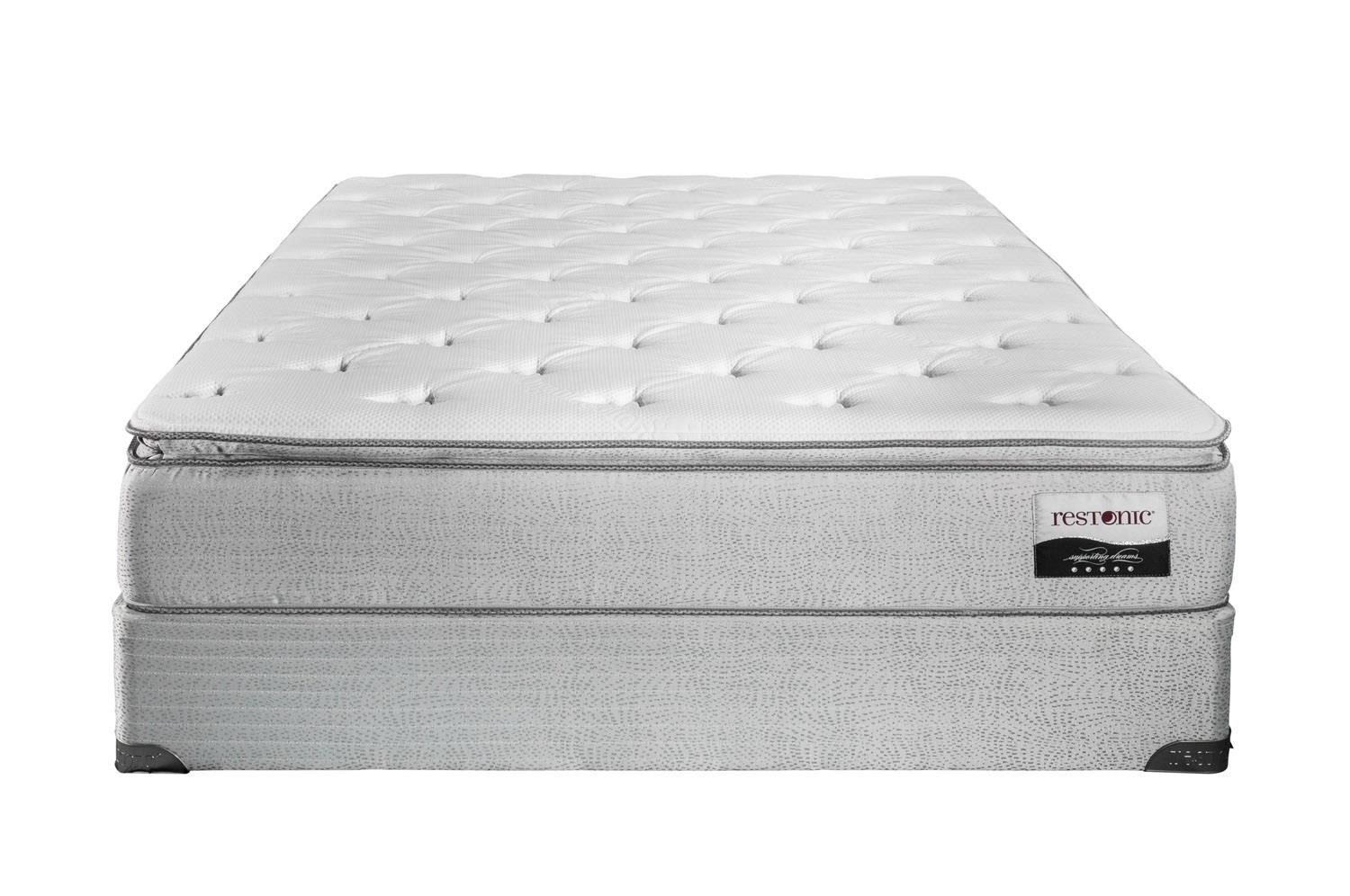 mattress shown may not represent size indicated