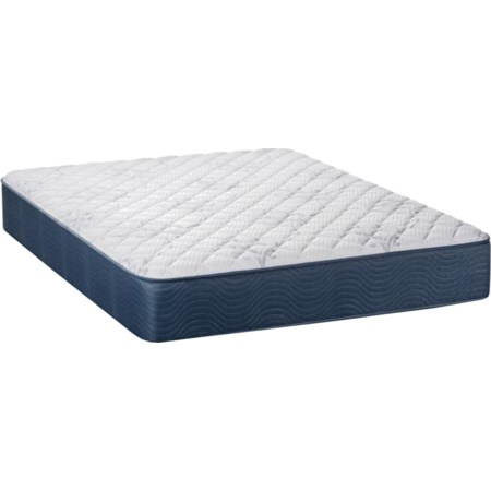 "King 12"" Firm Pocketed Coil Mattress"