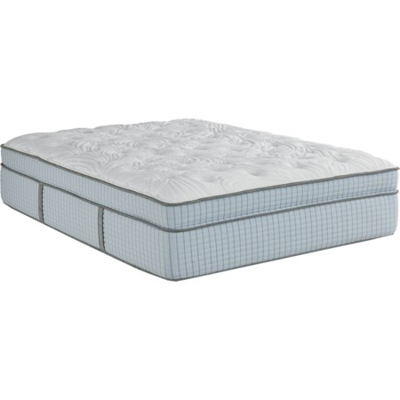 Full Euro Top Coil on Coil Mattress