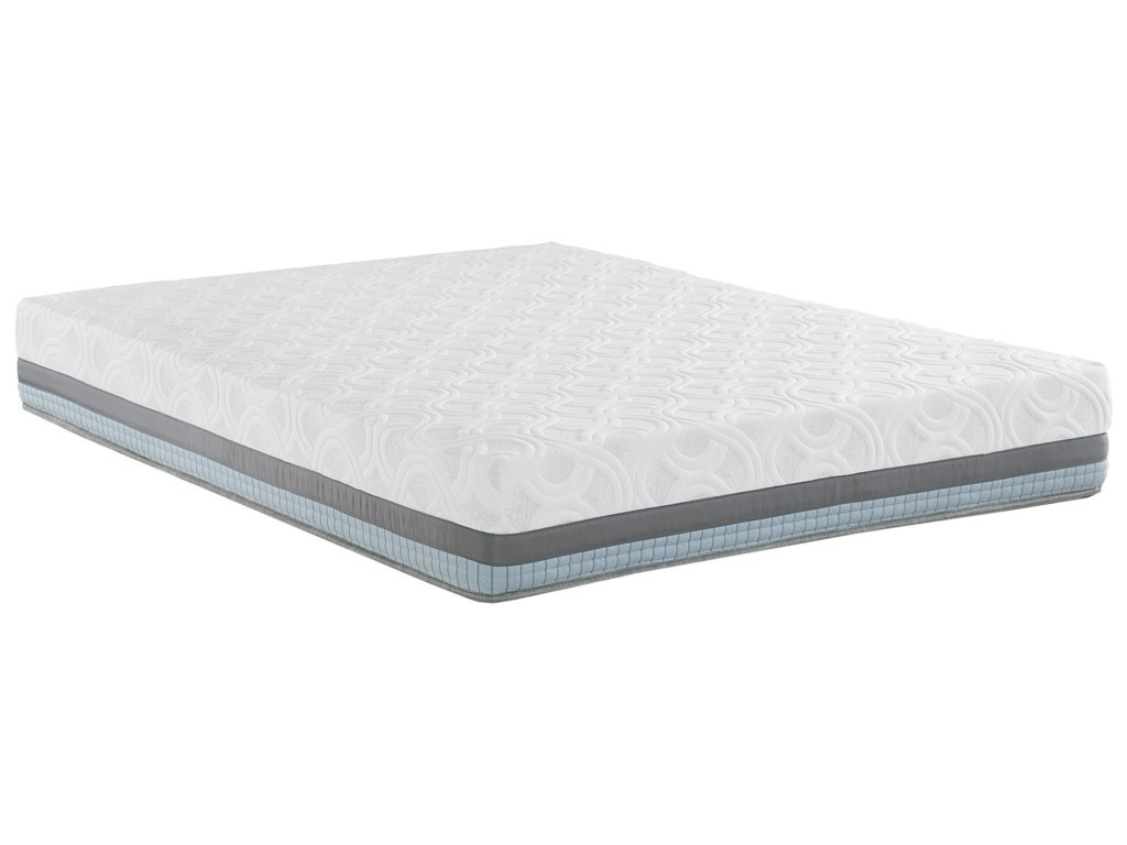 Restonic Scott Living Earlybird HybridQueen Hybrid Mattress