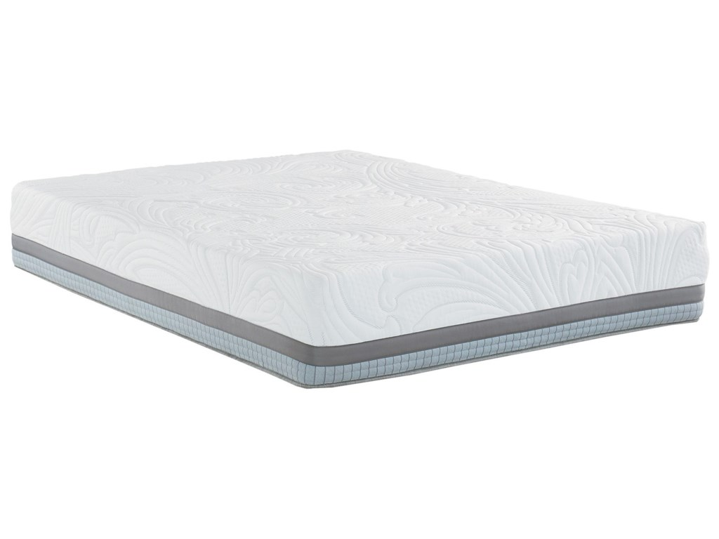 Restonic Scott Living Moonjump HybridQueen Hybrid Mattress