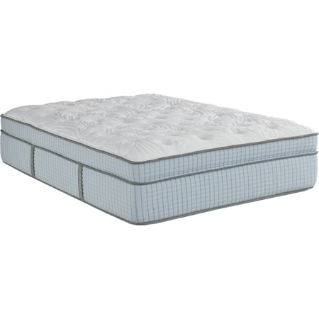 Queen Euro Top Coil on Coil Mattress