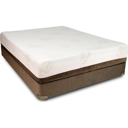 Full Memory Foam Mattress Set