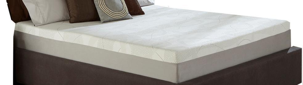 Restonic Wedgewood 10-InchCal King Memory Foam Mattress