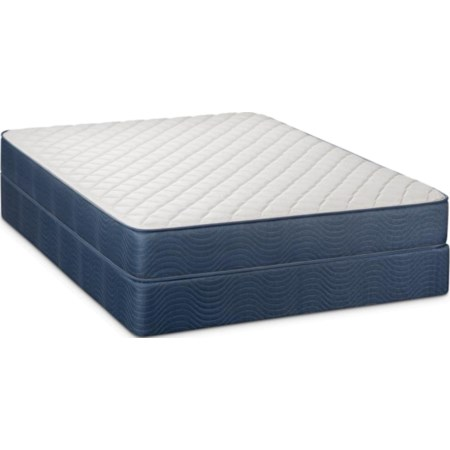 Queen Firm 2-Sided Mattress Set