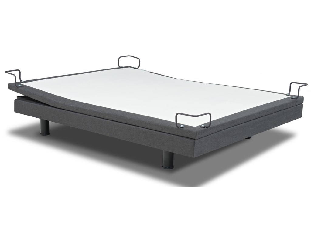 Adjustable Base Shown May Not Represent Size Indicated