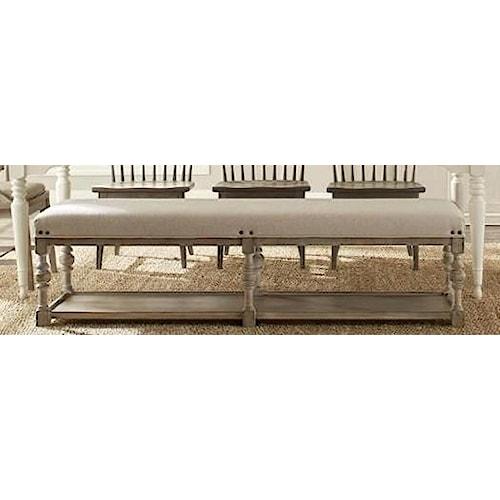 Riverside Furniture 4447 Bench