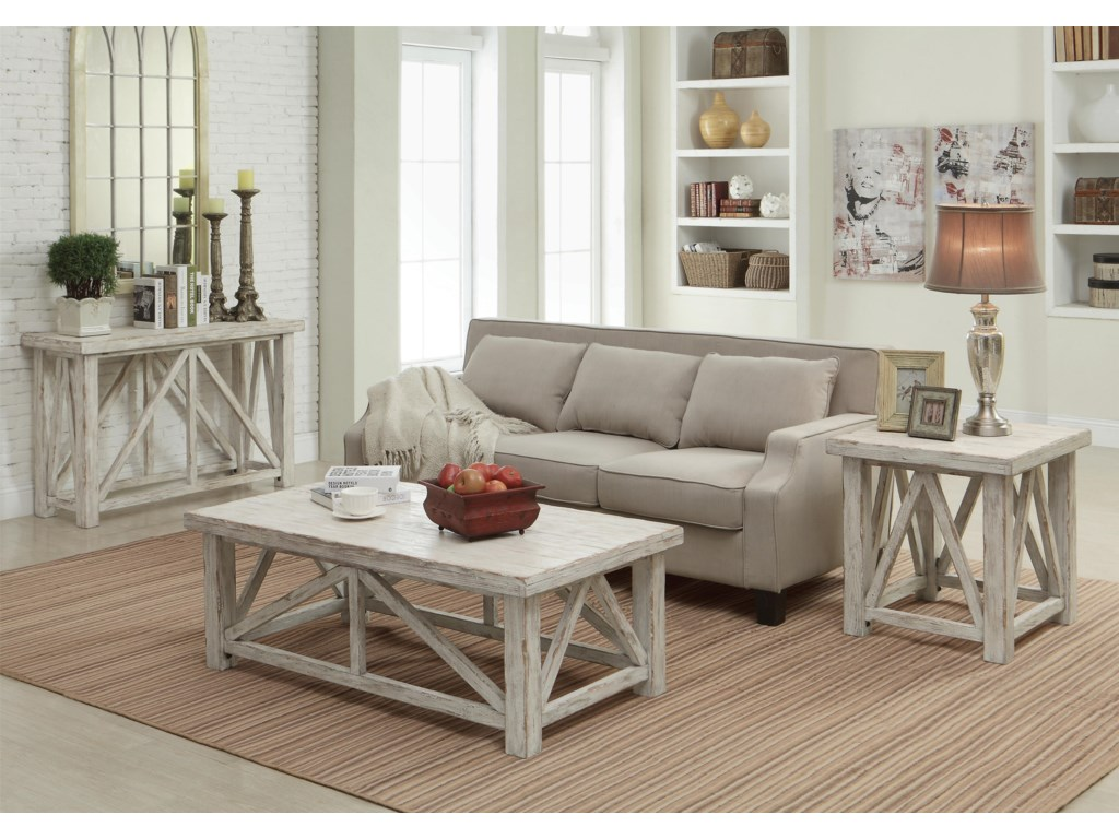 Riverside Furniture AberdeenSofa Table