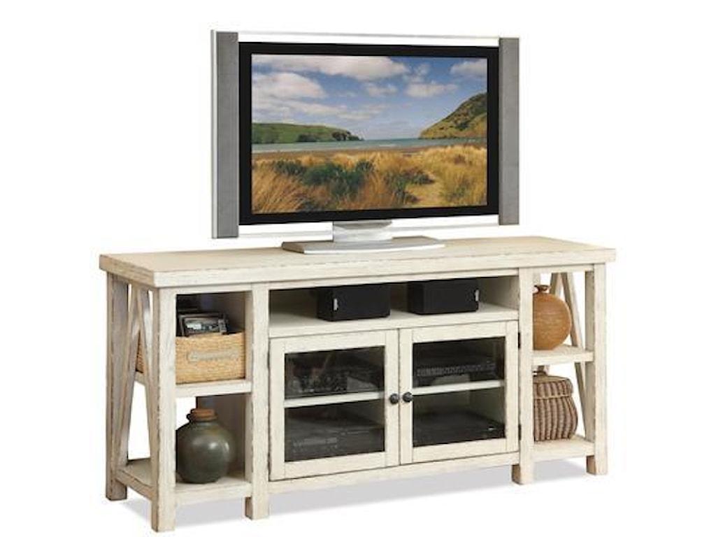 Riverside Furniture AberdeenTV Console