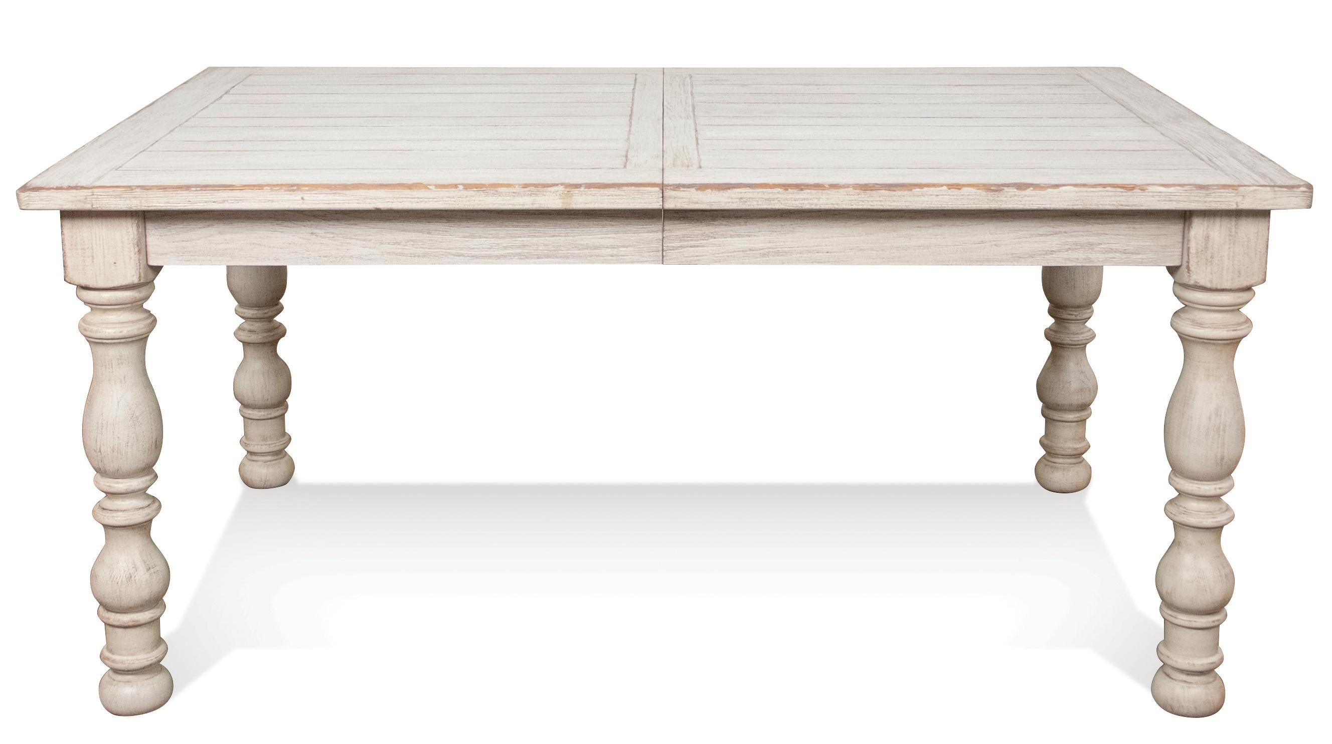Gentil Riverside Furniture AberdeenRectangular Dining Table ...