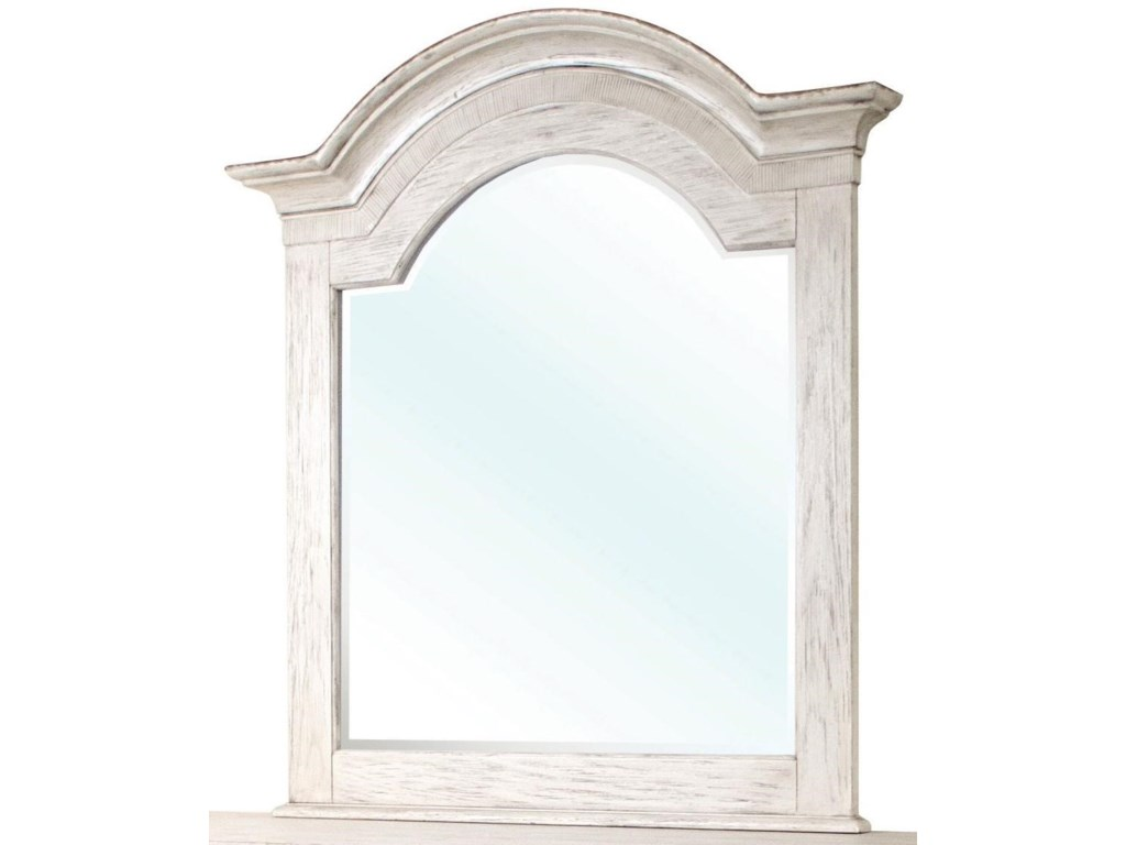 Riverside Furniture AberdeenArch Mirror