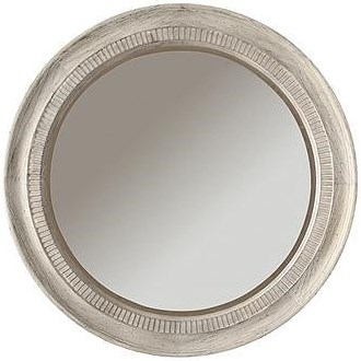 Riverside Furniture Aberdeen Round Accent Mirror