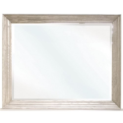 Riverside Furniture Aberdeen Landscape Mirror