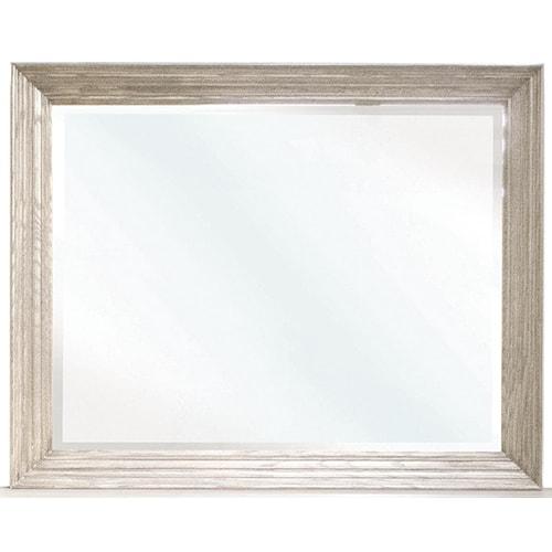Riverside Furniture Aberdeen Landscape Mirror