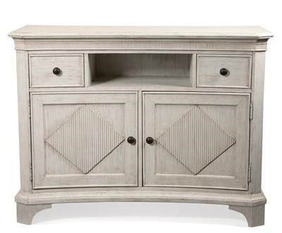 Riverside Furniture AberdeenMedia Chest