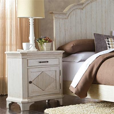 Riverside Furniture AberdeenDoor Nightstand