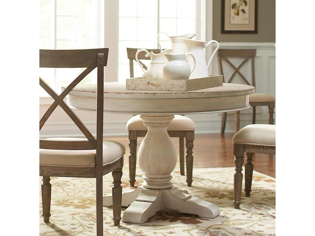Riverside Furniture AberdeenX-Back Side Chair