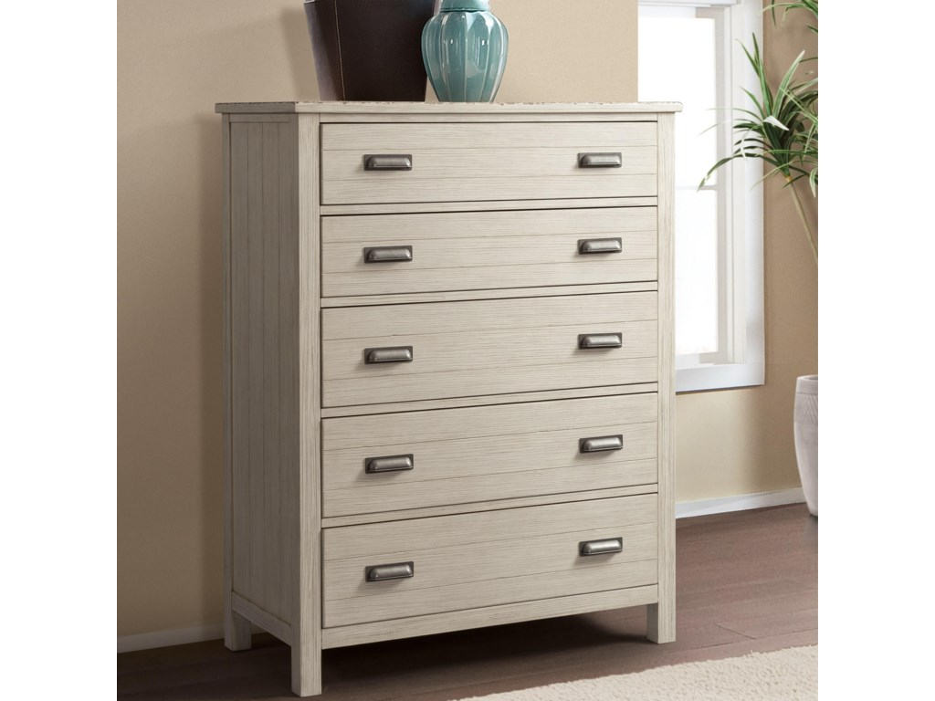 Riverside Furniture Aberdeen5-Drawer Chest