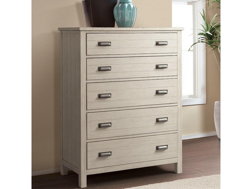 Riverside Furniture Aberdeen5-Drawer Chest