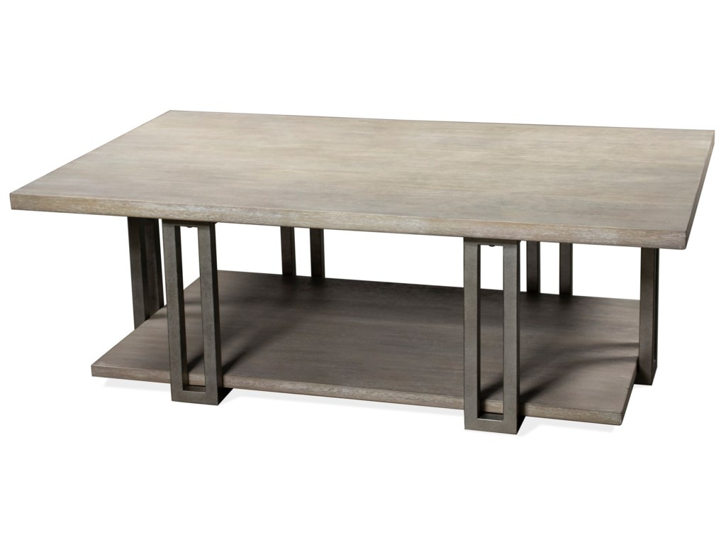 Riverside Furniture AdelynRectangle Cocktail Table
