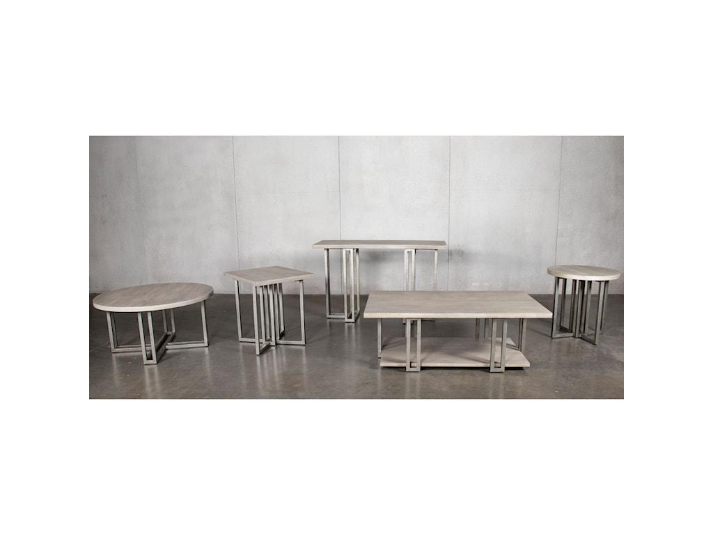 Riverside Furniture AdelynRectangle Cocktail Table