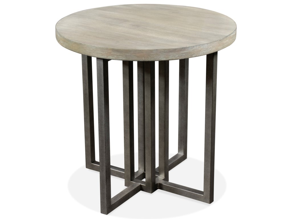 Riverside Furniture AdelynRound End Table