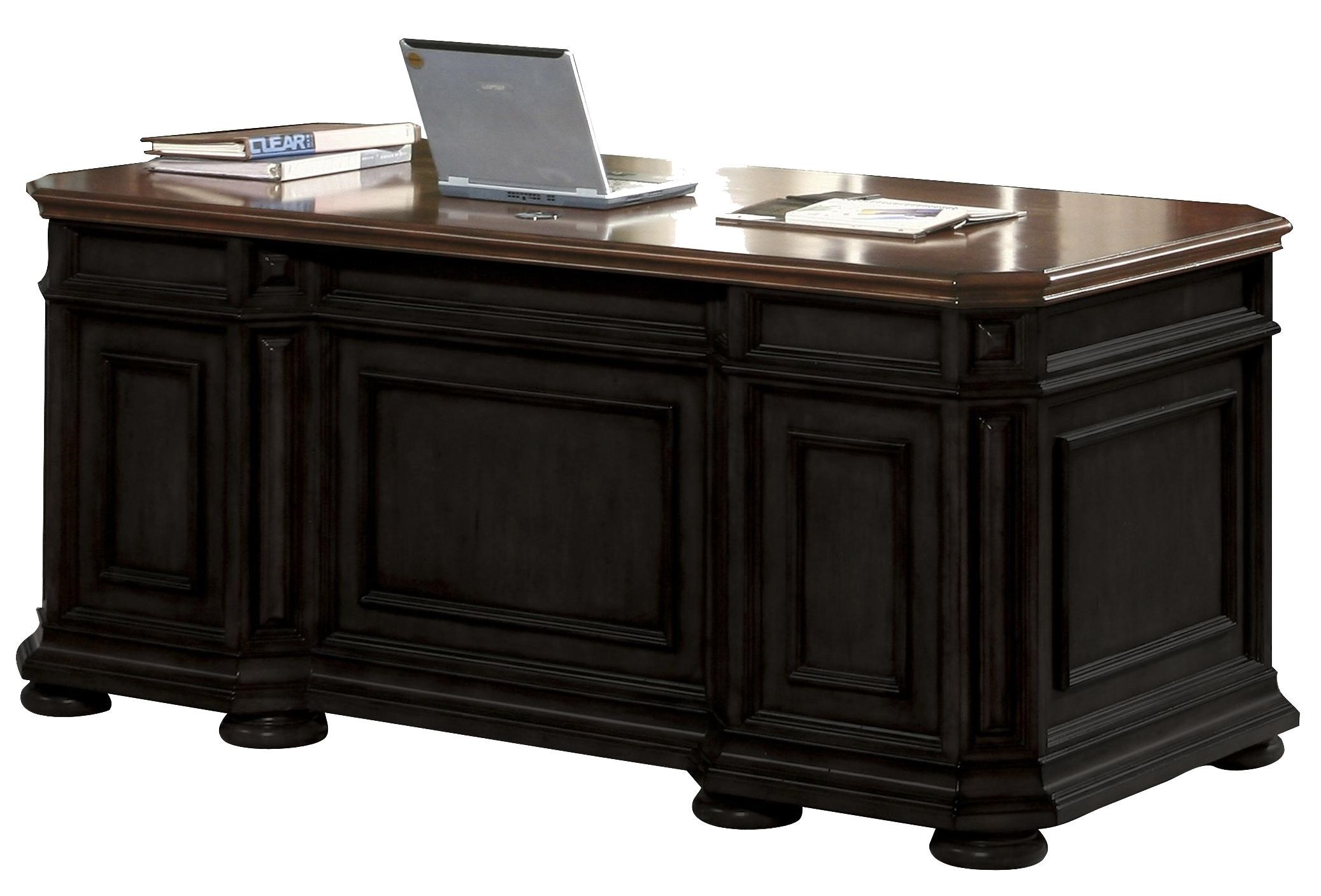 Riverside Furniture Allegro RS Executive Desk