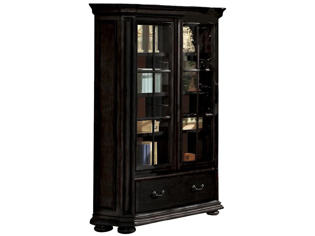 Riverside Furniture Allegro RSSliding Door Bookcase