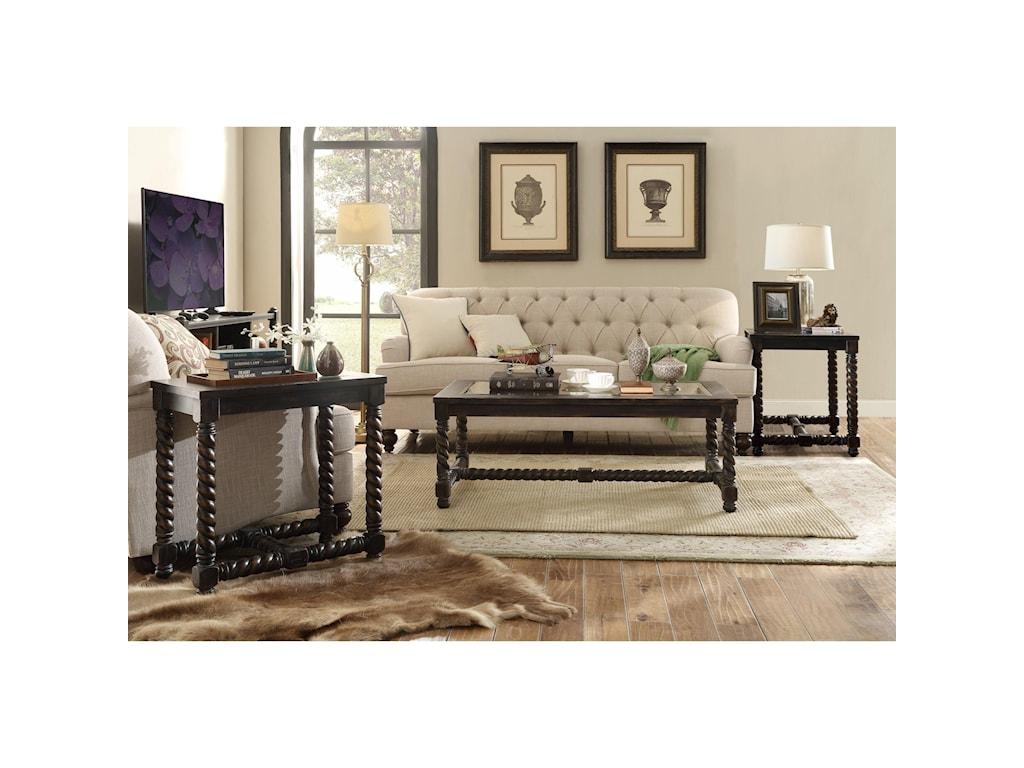 Riverside Furniture AlvaroEnd Table