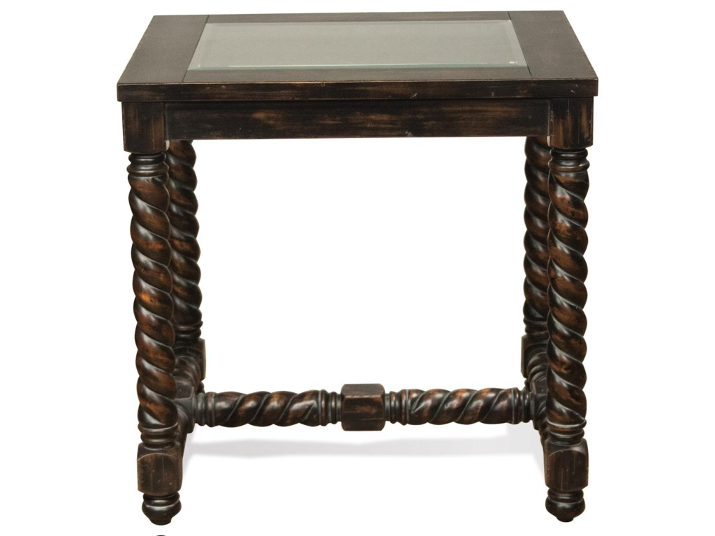 Riverside Furniture AlvaroEnd Table