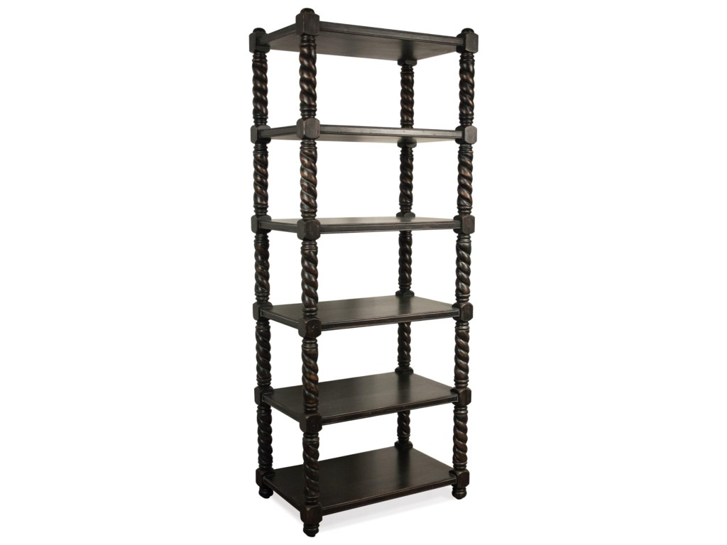Riverside Furniture AlvaroBookcase