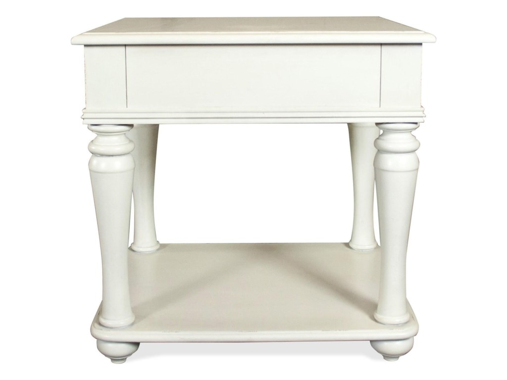 Riverside Furniture AnnaliseEnd Table