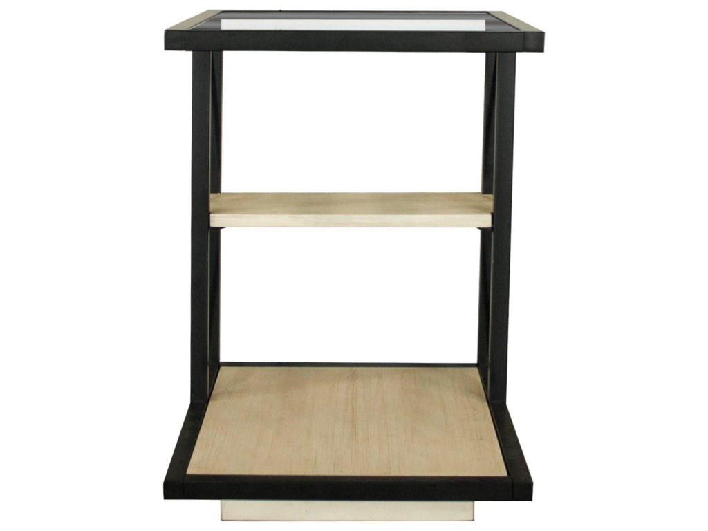 Riverside Furniture AsherRectangle Side Table