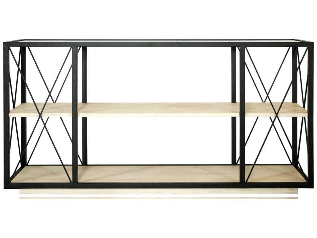 Riverside Furniture AsherRectangle Console Table