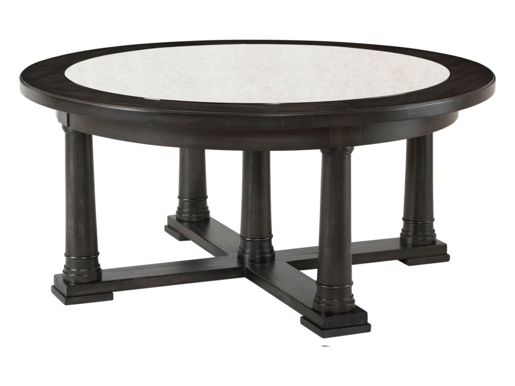 Riverside Furniture AveryRound Cocktail Table