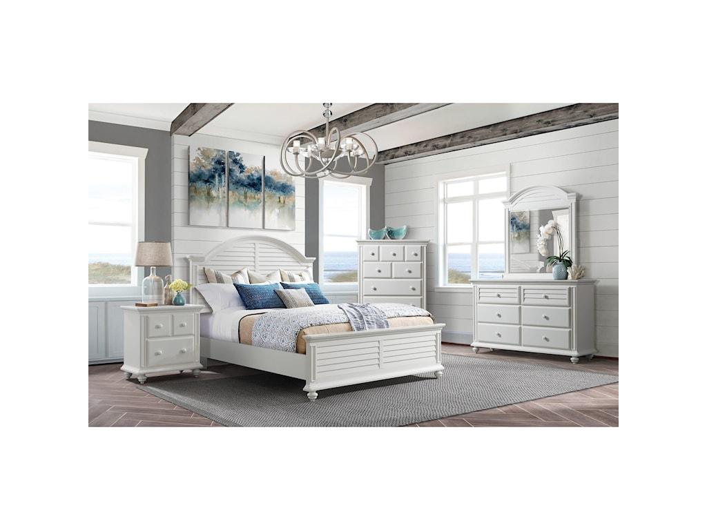 Riverside Furniture AvonMirror