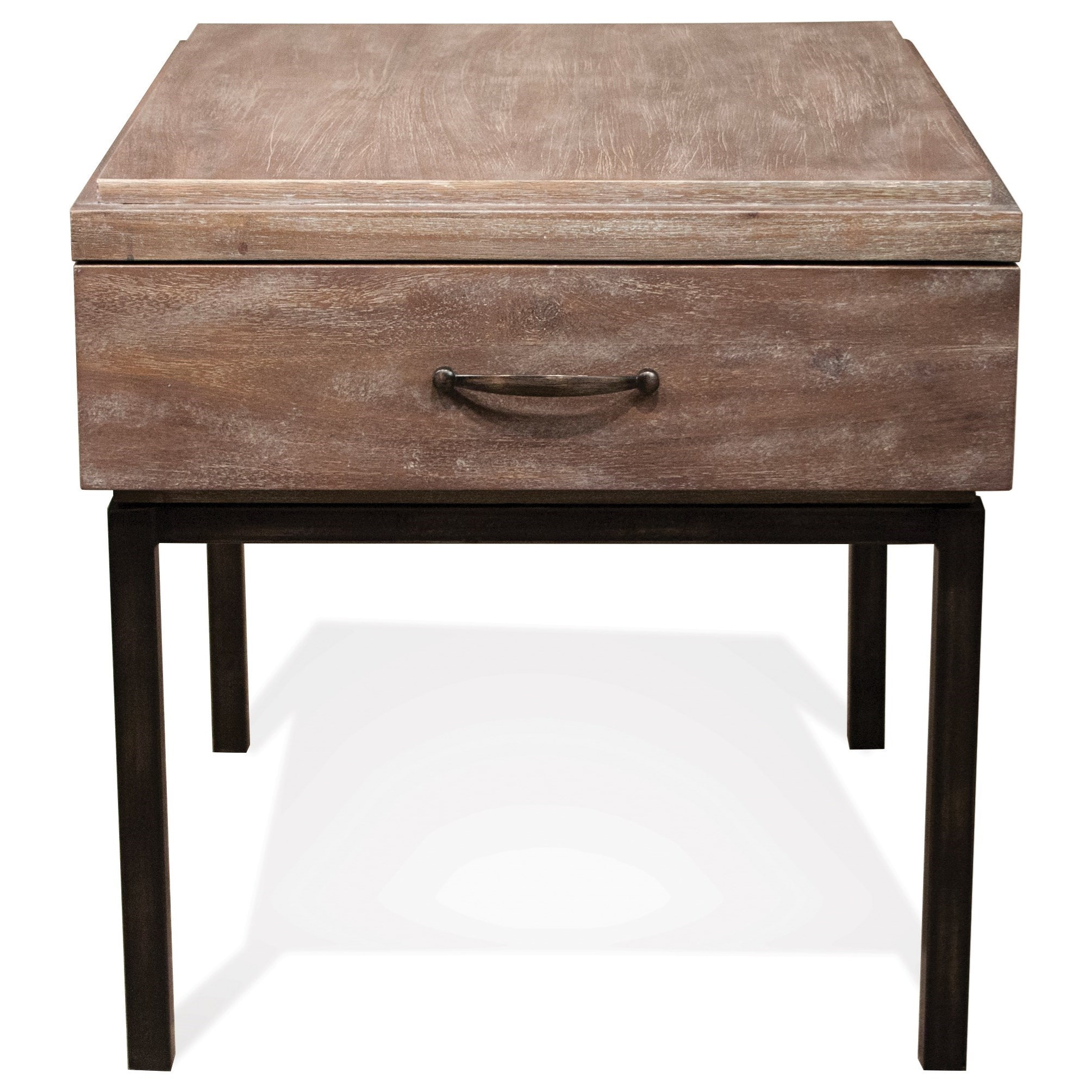 Riverside Furniture AxisSide Table ...