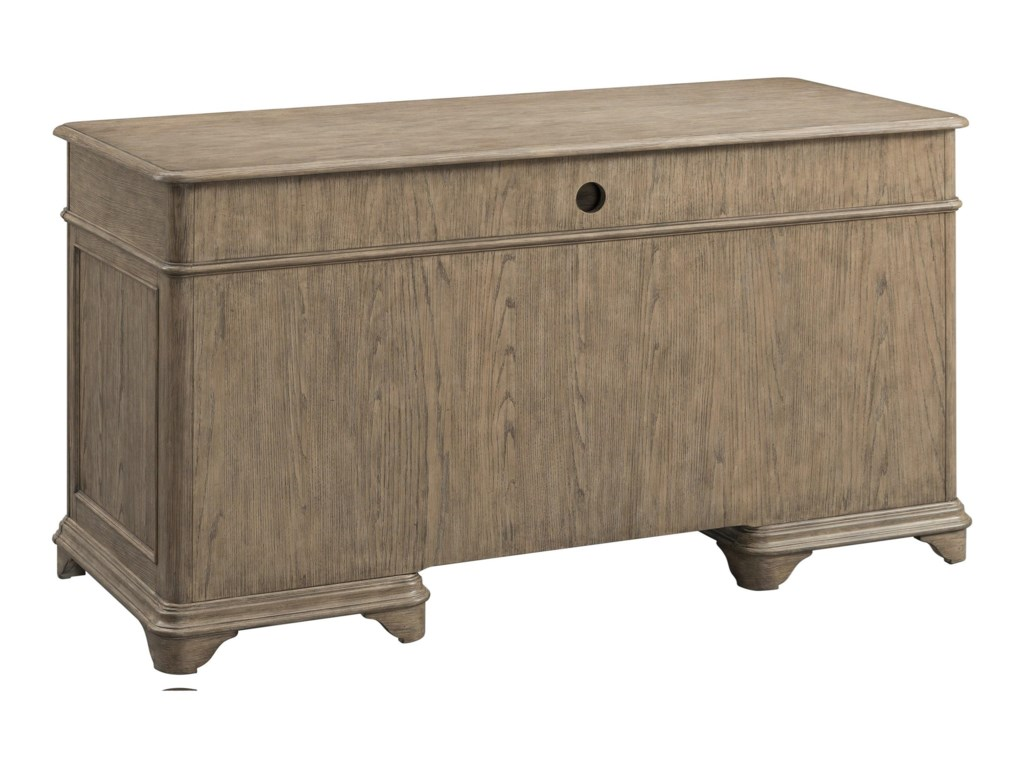 Riverside Furniture BarringtonDouble Pedestal Desk