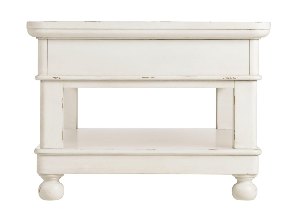 Riverside Furniture Bella GrigioSmall Cocktail Table